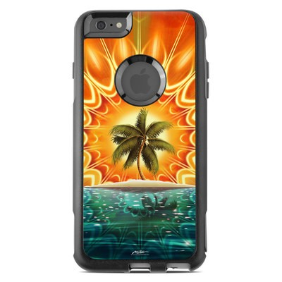 OtterBox Commuter iPhone 6 Plus Case Skin - Sundala Tropic