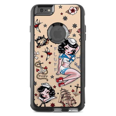 OtterBox Commuter iPhone 6 Plus Case Skin - Suzy Sailor