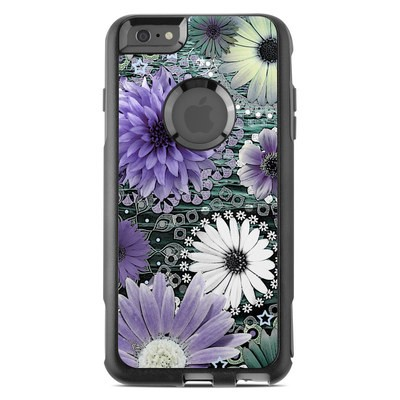 OtterBox Commuter iPhone 6 Plus Case Skin - Tidal Bloom