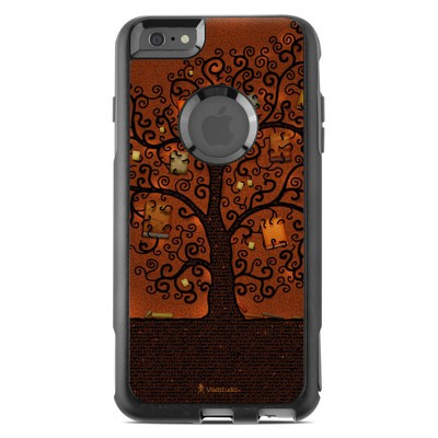OtterBox Commuter iPhone 6 Plus Case Skin - Tree Of Books