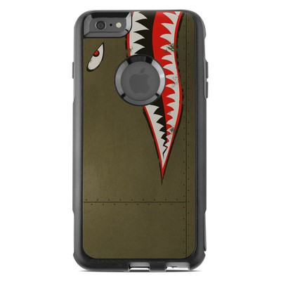 OtterBox Commuter iPhone 6 Plus Case Skin - USAF Shark