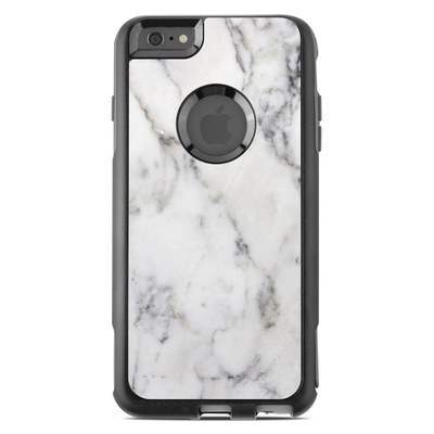 OtterBox Commuter iPhone 6 Plus Case Skin - White Marble