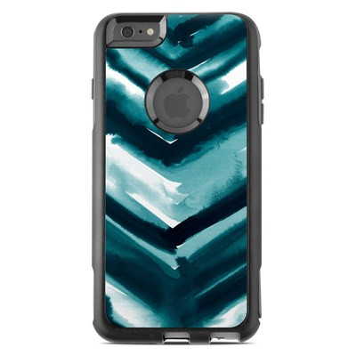 OtterBox Commuter iPhone 6 Plus Case Skin - Watercolor Chevron