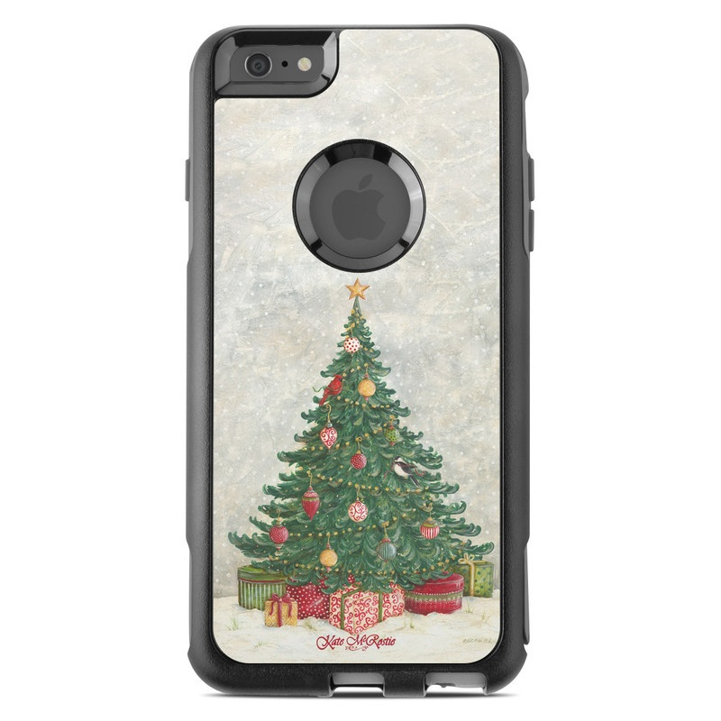 Iphone 6 Plus Christmas Case.Otterbox Commuter Iphone 6 Plus Case Skin Christmas Wonderland