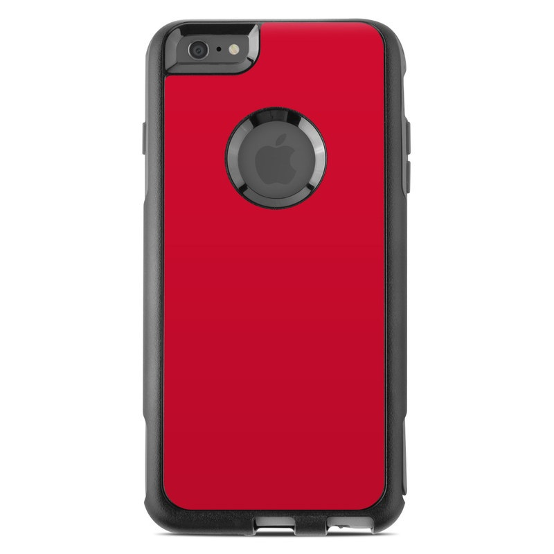 new product ebb97 1373b OtterBox Commuter iPhone 6 Plus Case Skin - Solid State Red by Solid ...