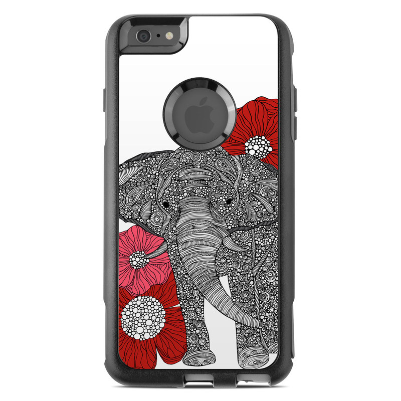 cheap for discount 7c66e 60287 OtterBox Commuter iPhone 6 Plus Case Skin - The Elephant