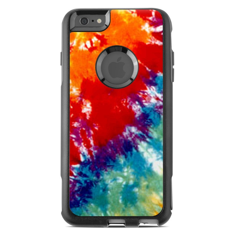 best sneakers d25ee 52f72 OtterBox Commuter iPhone 6 Plus Case Skin - Tie Dyed