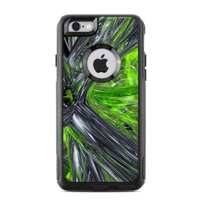 OtterBox Commuter iPhone 6 Case Skin - Emerald Abstract