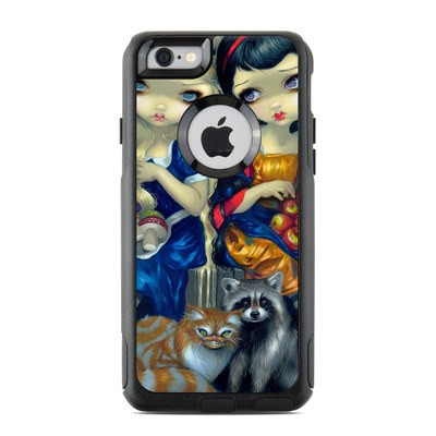 OtterBox Commuter iPhone 6 Case Skin - Alice & Snow White