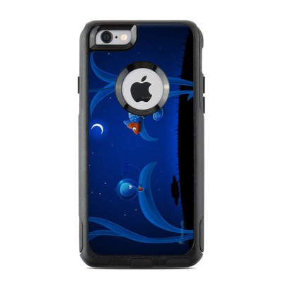 OtterBox Commuter iPhone 6 Case Skin - Alien and Chameleon