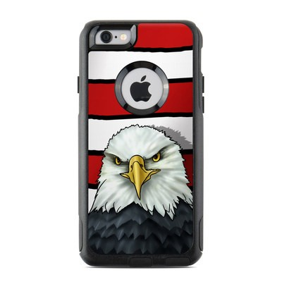 OtterBox Commuter iPhone 6 Case Skin - American Eagle