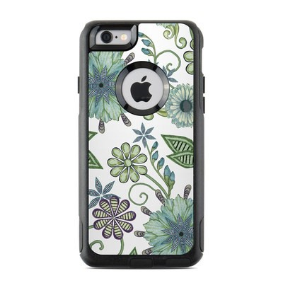 OtterBox Commuter iPhone 6 Case Skin - Antique Nouveau