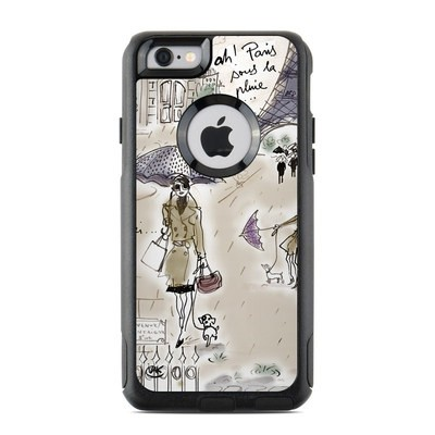 OtterBox Commuter iPhone 6 Case Skin - Ah Paris