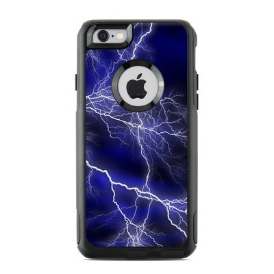 OtterBox Commuter iPhone 6 Case Skin - Apocalypse Blue