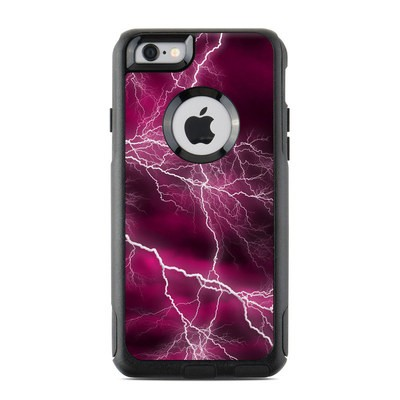 OtterBox Commuter iPhone 6 Case Skin - Apocalypse Pink