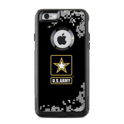 OtterBox Commuter iPhone 6 Case Skin - Army Pride