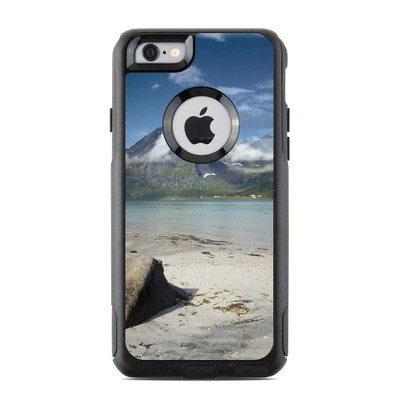 OtterBox Commuter iPhone 6 Case Skin - Arctic Beach