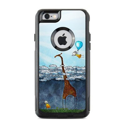 OtterBox Commuter iPhone 6 Case Skin - Above The Clouds