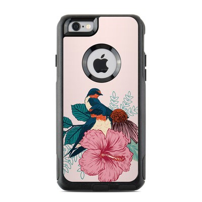 OtterBox Commuter iPhone 6 Case Skin - Barn Swallows