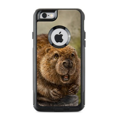 OtterBox Commuter iPhone 6 Case Skin - Beaver Totem