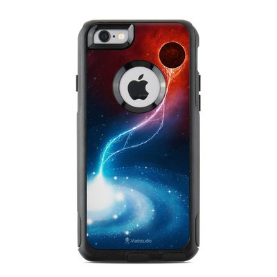 OtterBox Commuter iPhone 6 Case Skin - Black Hole