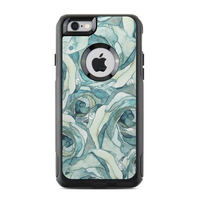 OtterBox Commuter iPhone 6 Case Skin - Bloom Beautiful Rose