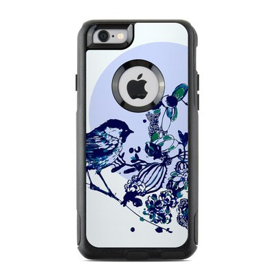 OtterBox Commuter iPhone 6 Case Skin - Bluebird
