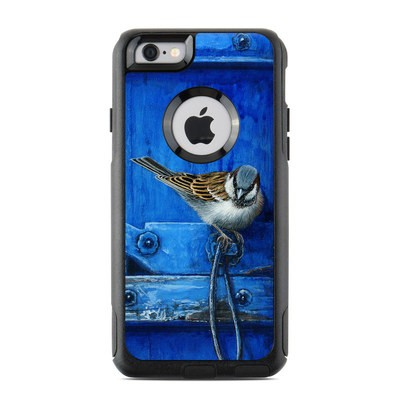 OtterBox Commuter iPhone 6 Case Skin - Blue Door