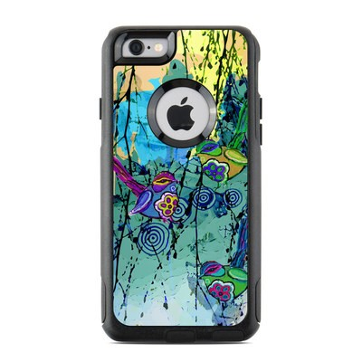 OtterBox Commuter iPhone 6 Case Skin - Blue Evening