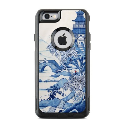 OtterBox Commuter iPhone 6 Case Skin - Blue Willow