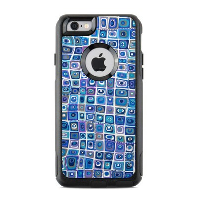 OtterBox Commuter iPhone 6 Case Skin - Blue Monday