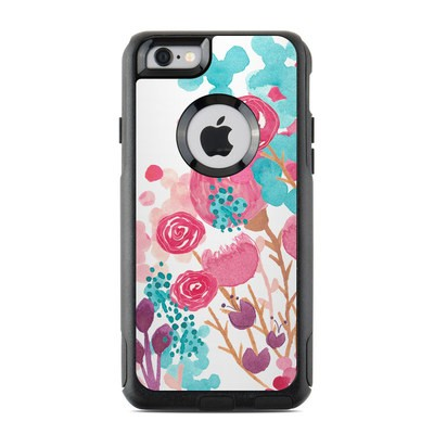 OtterBox Commuter iPhone 6 Case Skin - Blush Blossoms