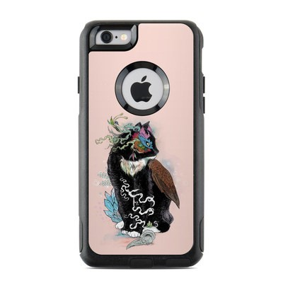 OtterBox Commuter iPhone 6 Case Skin - Black Magic