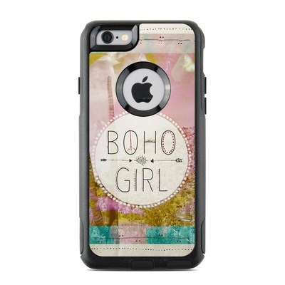 OtterBox Commuter iPhone 6 Case Skin - Boho Girl