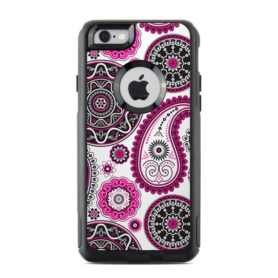 OtterBox Commuter iPhone 6 Case Skin - Boho Girl Paisley