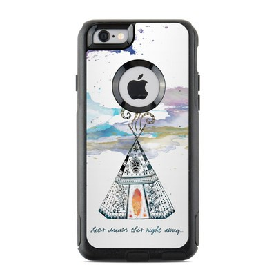 OtterBox Commuter iPhone 6 Case Skin - Boho Teepee
