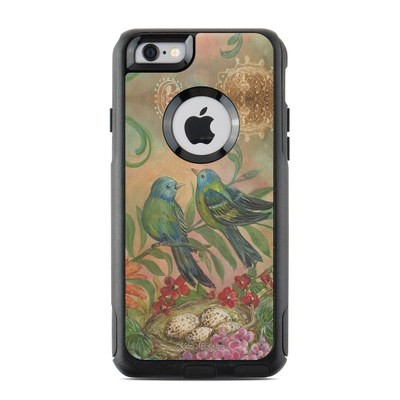 OtterBox Commuter iPhone 6 Case Skin - Splendid Botanical