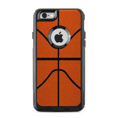 OtterBox Commuter iPhone 6 Case Skin - Basketball