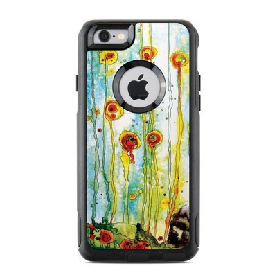OtterBox Commuter iPhone 6 Case Skin - Beneath The Surface