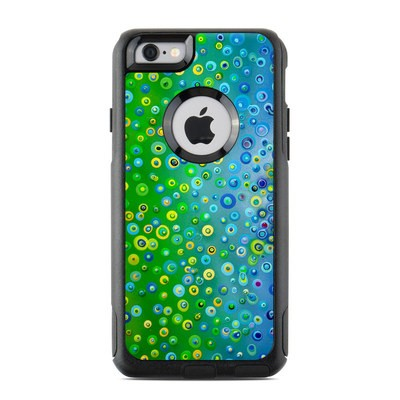 OtterBox Commuter iPhone 6 Case Skin - Bubblicious