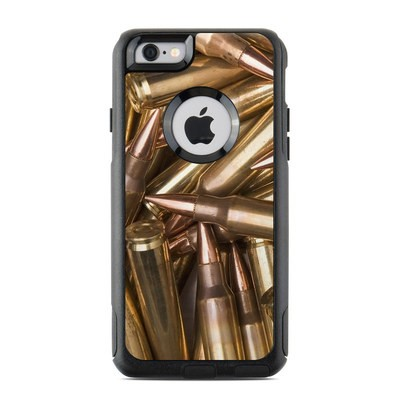 OtterBox Commuter iPhone 6 Case Skin - Bullets