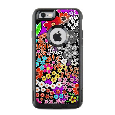 OtterBox Commuter iPhone 6 Case Skin - A Burst of Color