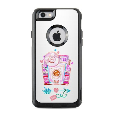 OtterBox Commuter iPhone 6 Case Skin - Camera Shine