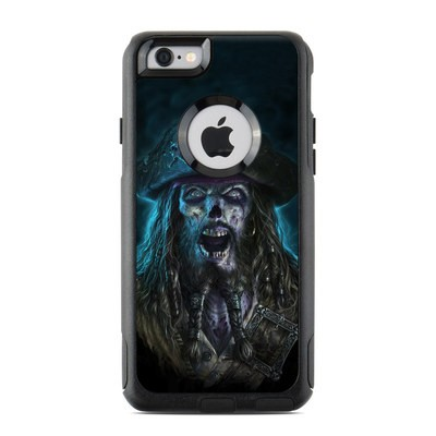 OtterBox Commuter iPhone 6 Case Skin - Captain Grimbeard