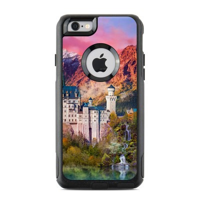 OtterBox Commuter iPhone 6 Case Skin - Castle Majesty