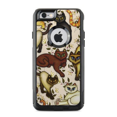 OtterBox Commuter iPhone 6 Case Skin - Cats