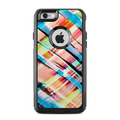 OtterBox Commuter iPhone 6 Case Skin - Check Stripe