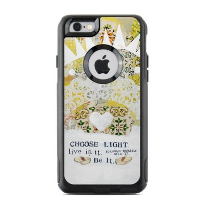 OtterBox Commuter iPhone 6 Case Skin - Choose Light