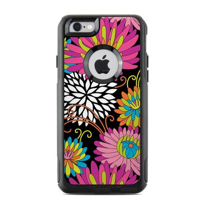 OtterBox Commuter iPhone 6 Case Skin - Chrysanthemum