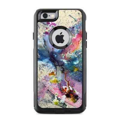 OtterBox Commuter iPhone 6 Case Skin - Cosmic Flower